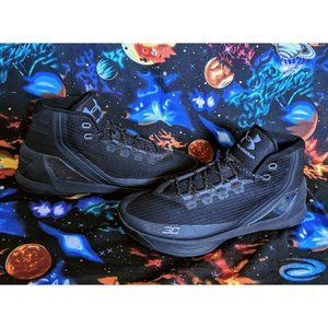 Under Armour Curry 3 Mens 10.5 Sneakers